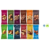 Sahale Snacks All Natural Nut Blends Grab And Go Variety Pack (12 FLAVOR-12PK)