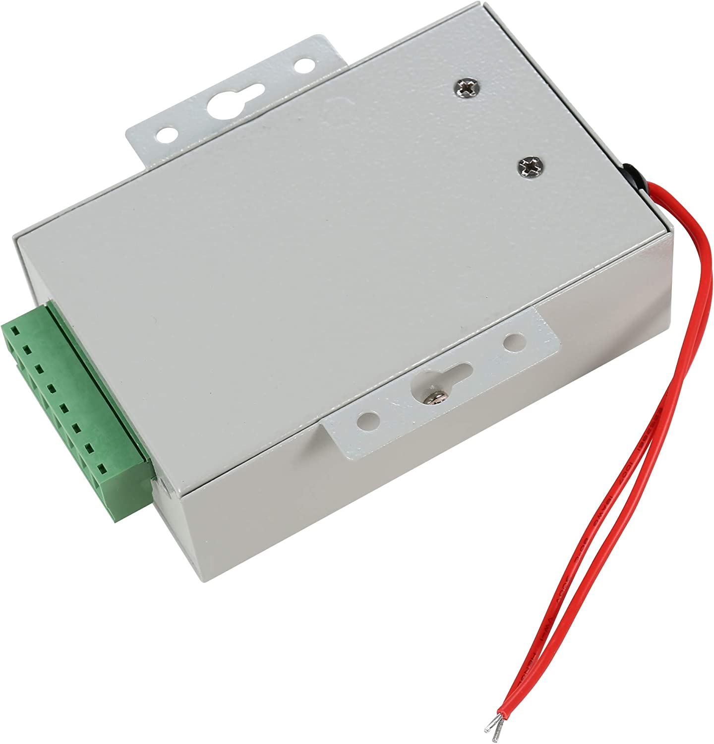 SDPAWA Access Control Power Supply AC110-240V DC12V 3A Worldwide Voltage for Home Office Door Access System