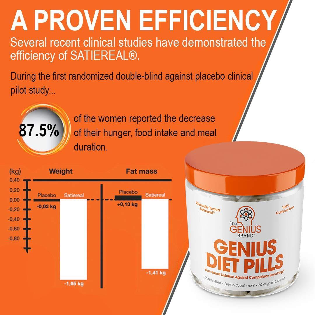 Amazon.com: Genius Diet Pills - The Smart Appetite ...