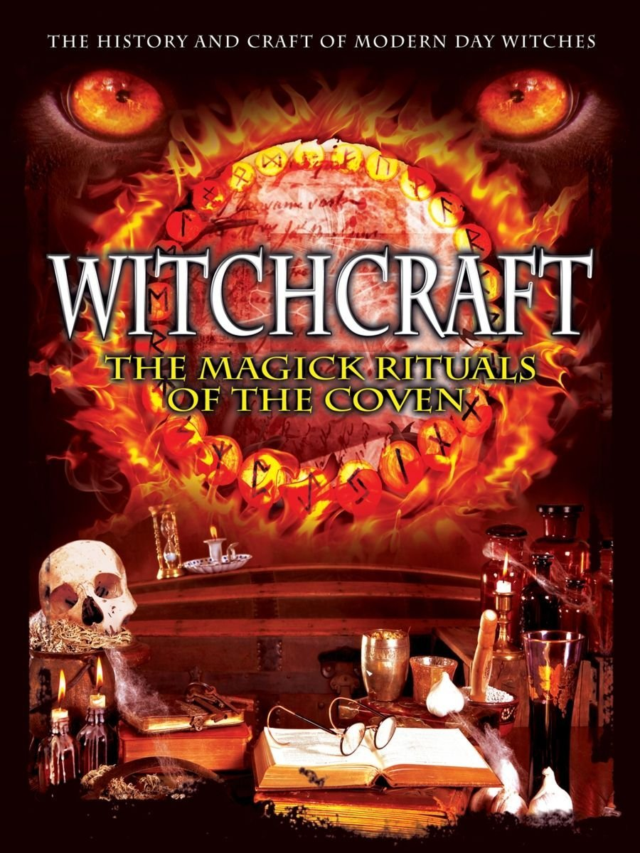 DVD : Karen Frandsen - Witchcraft: The Magick Rituals Of The Coven (Full Frame)