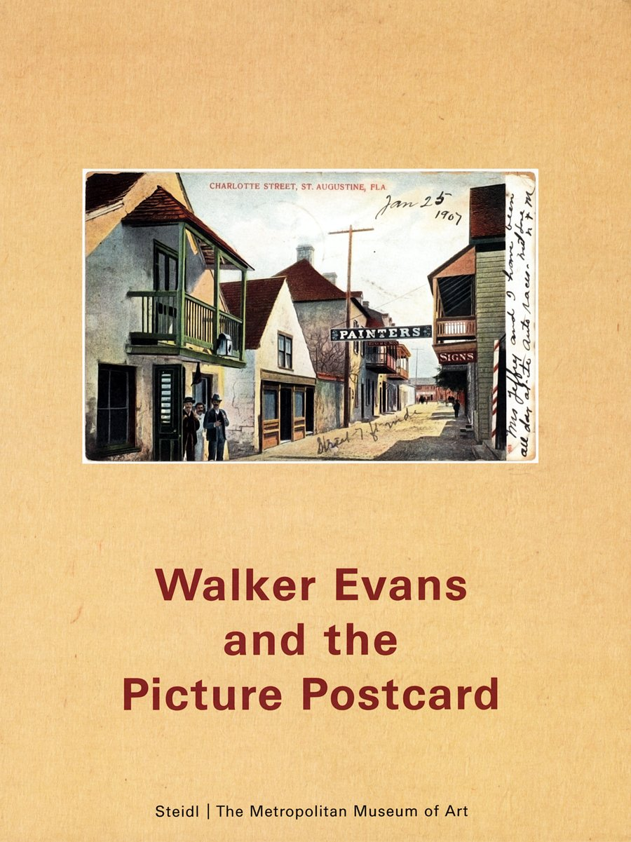 Download Walker Evans and the Picture Postcard PDF