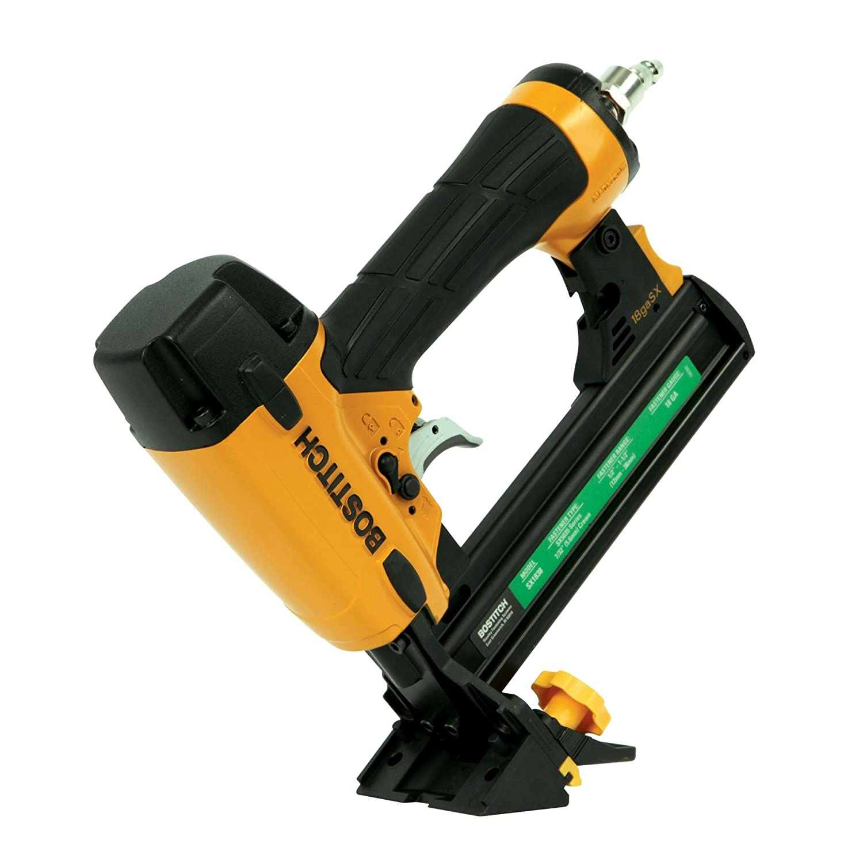 BOSTITCH EHFK Engineered Hardwood Flooring Stapler Power - Hardwood floor nail gun