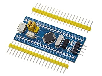 STM32Duino Blue Pill with CS32F103C8T6 - RTC - 100% Arduino IDE Compatible  - with Arduino Boot Loader