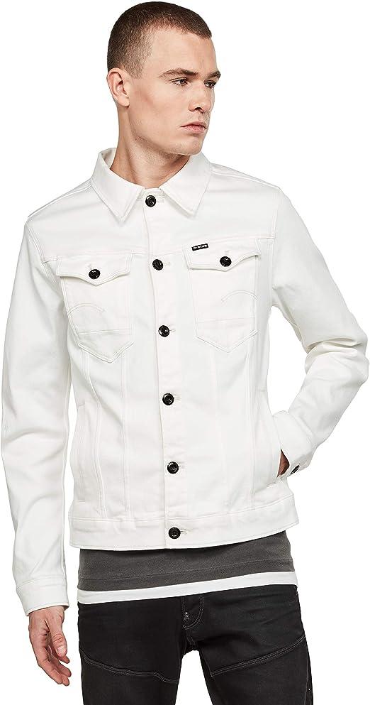 [G-Star RAW ジースターロゥ] デニムジャケット メンズ Arc 3D Slim Jacket