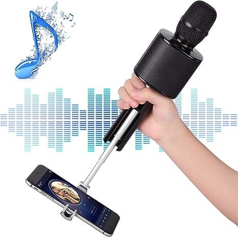 Baiwka Kabelloses Karaoke-Mikrofon Kompatibel Mit Android ...