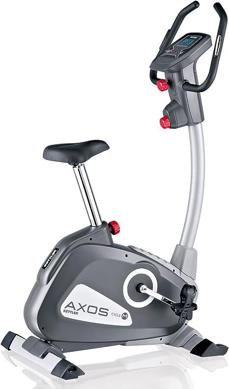 Kettler Cycle M - Bicicleta (60 cm, 80 cm, 144 cm) Negro, Plata ...