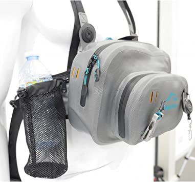 Chest Pack Impermeable Pesca Field and Fish: Amazon.es: Deportes y aire libre