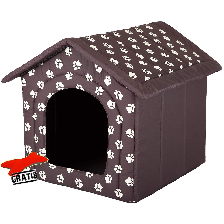 Hobbydog budbwl3 Perros Casa + Suave Juguete Gratis para Perros Gato Cueva Cama para Perros Dormir Espacio Perros Cesta Caseta de R1 R6: Amazon.es: ...
