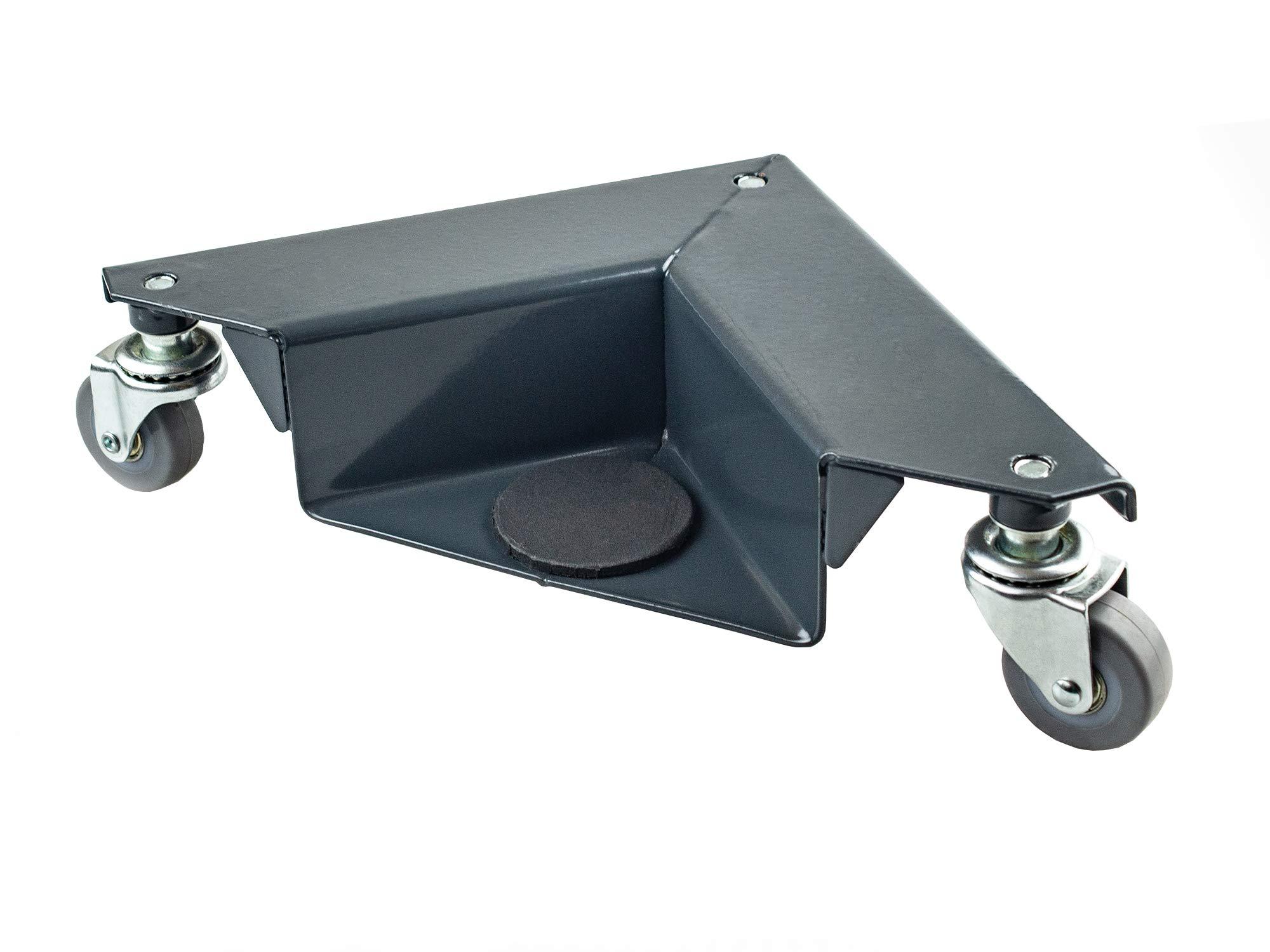Pake Handling Tools - Furniture Dolly/Corner Mover Dolly 1320 lb. Load Capacity (Set of 4)