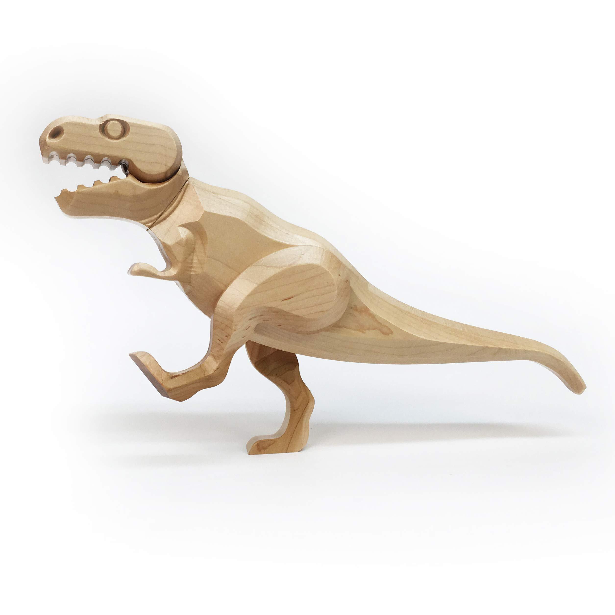 Detour Goods Wooden T-Rex Dinosaur by Detour Goods