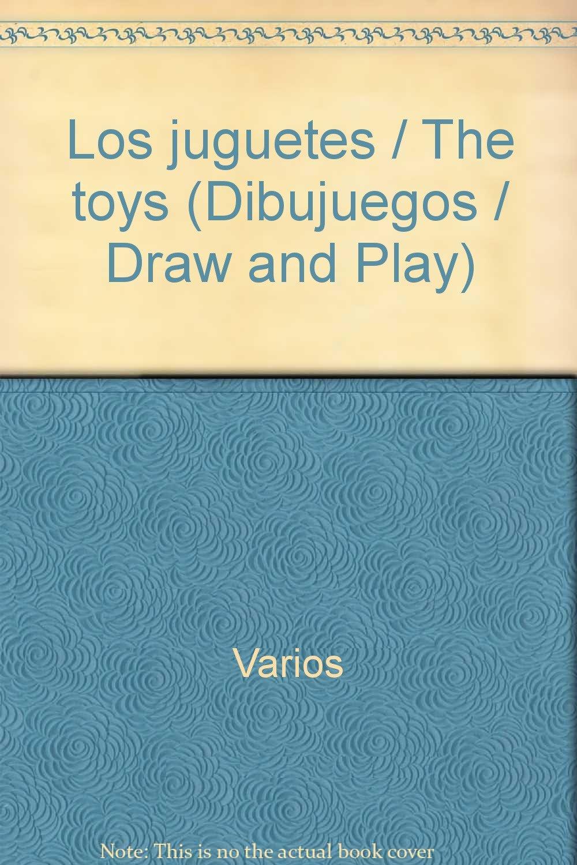 Download Los juguetes / The toys (Dibujuegos / Draw and Play) (Spanish Edition) pdf