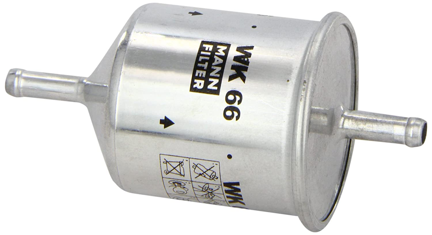 Mann Filter WK66 Filtro Combustible