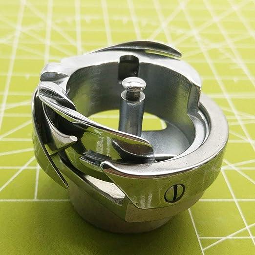 YICBOR Gancho giratorio #HSH-7.94B para máquina de coser Brother ...