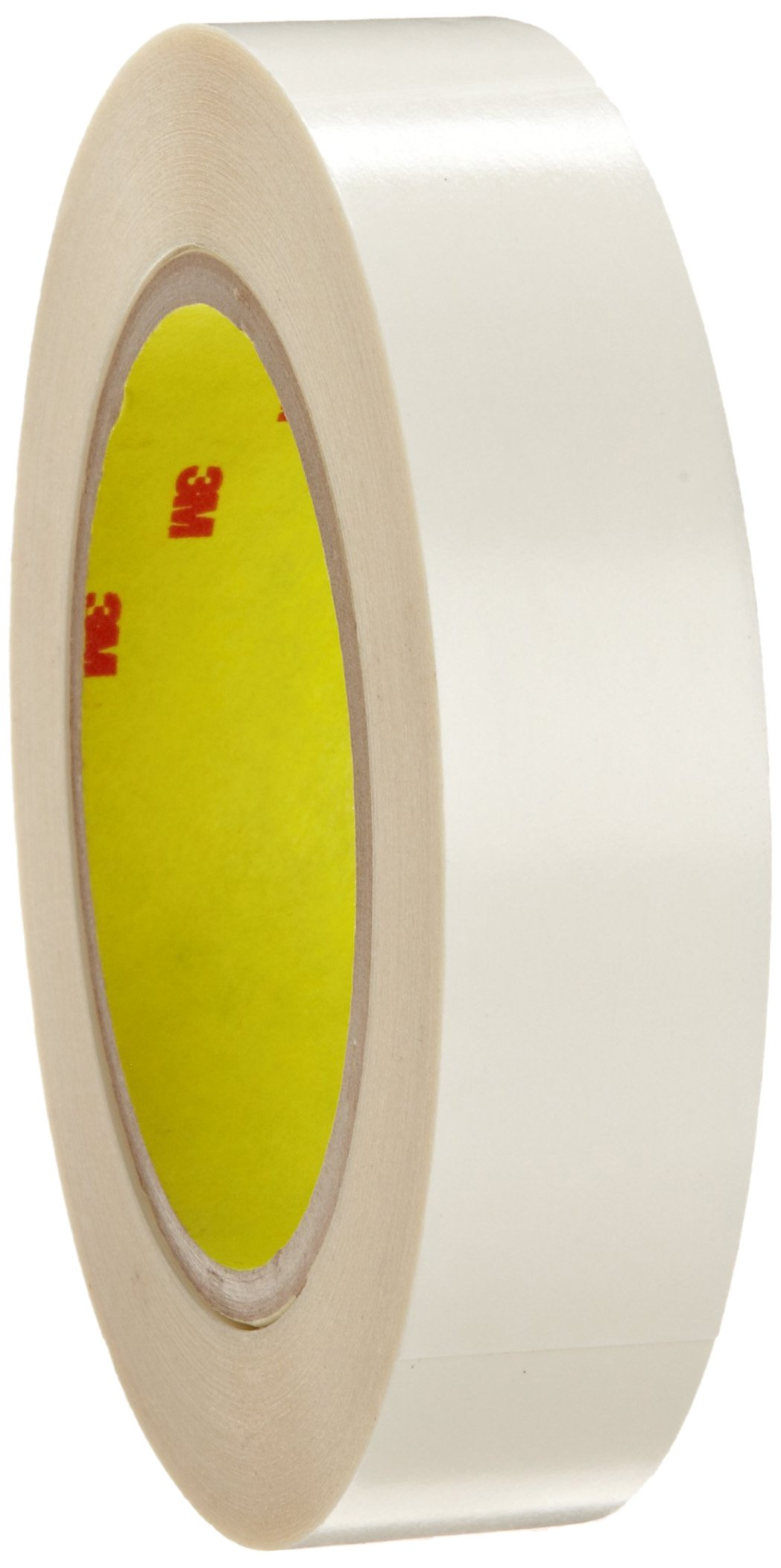 3M Double Coated Tape 444 Clear, 1 in x 36 yd 3.9 mil (Case of 36)