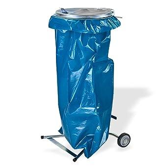 DEMA - Soporte para bolsas de basura (120 L): Amazon.es ...