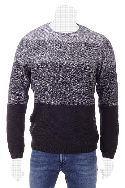 lowest price 2da4a efc92 Calvin Klein Maglione Girocollo Uomo Cotone 100%: Amazon.it ...