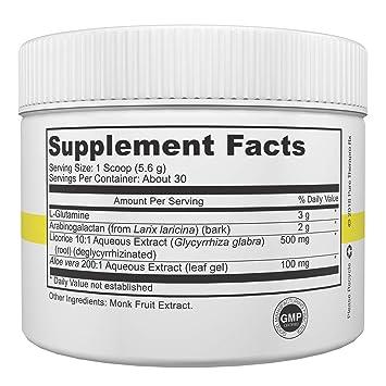 Amazon.com: Leaky Gut Defense, 4332490512, 1: Health ...