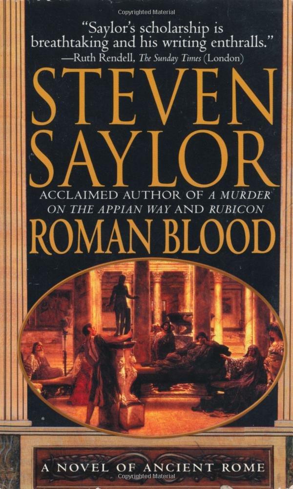Roman Blood: A Novel of Ancient Rome (Novels of Ancient Rome) PDF