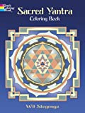 Sacred Yantra Coloring Book (Dover Design Coloring Books)