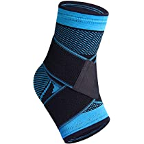 ce206cb843 ... Plantar Fasciitis Sock with Arch Support, Eases Swelling, Achilles  tendon & Ankle Brace Sleeve ...