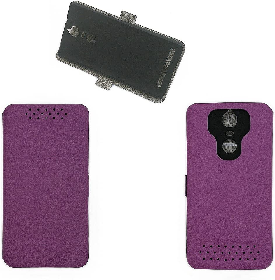 Case for Lenovo K5 Note/Vibe K5 Note K52t38 K52e78 K52t58 Case Cover Purple