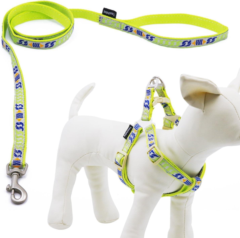 touchdog Durable Caja Fuerte Suave Ajustable Nylon arnés del Perro ...