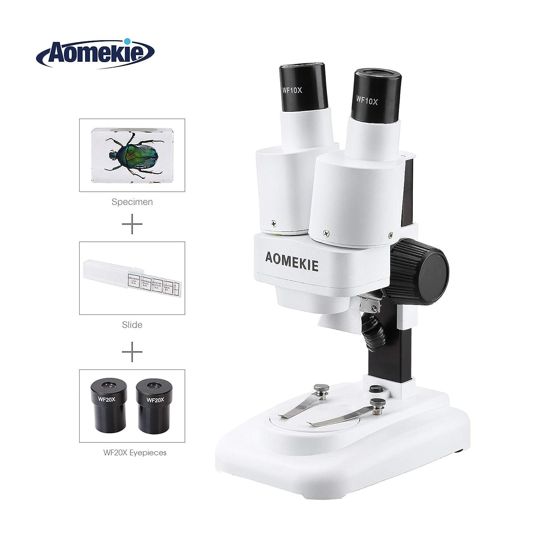 人気商品は Aomekieステレオ顕微鏡20倍倍率双眼鏡顕微鏡(学生および子供用) B01DB5TUJM B01DB5TUJM, スイングシューズ:7aaef5c8 --- arianechie.dominiotemporario.com