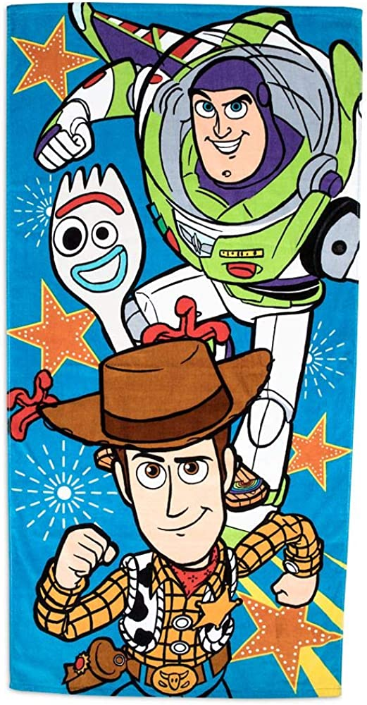 Disney Pixar Toy Story 4 Beach Towel