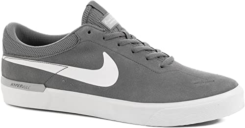 Nike sb Koston hypervulc - Skateboarding Trainers, Boy, Color Grey (Cool  Grey/White-Wolf Grey), Size 36 1/2: Amazon.co.uk: Shoes & Bags