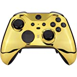 Custom Elite 2 Controller Compatible with Xbox One - (Gold Chrome)
