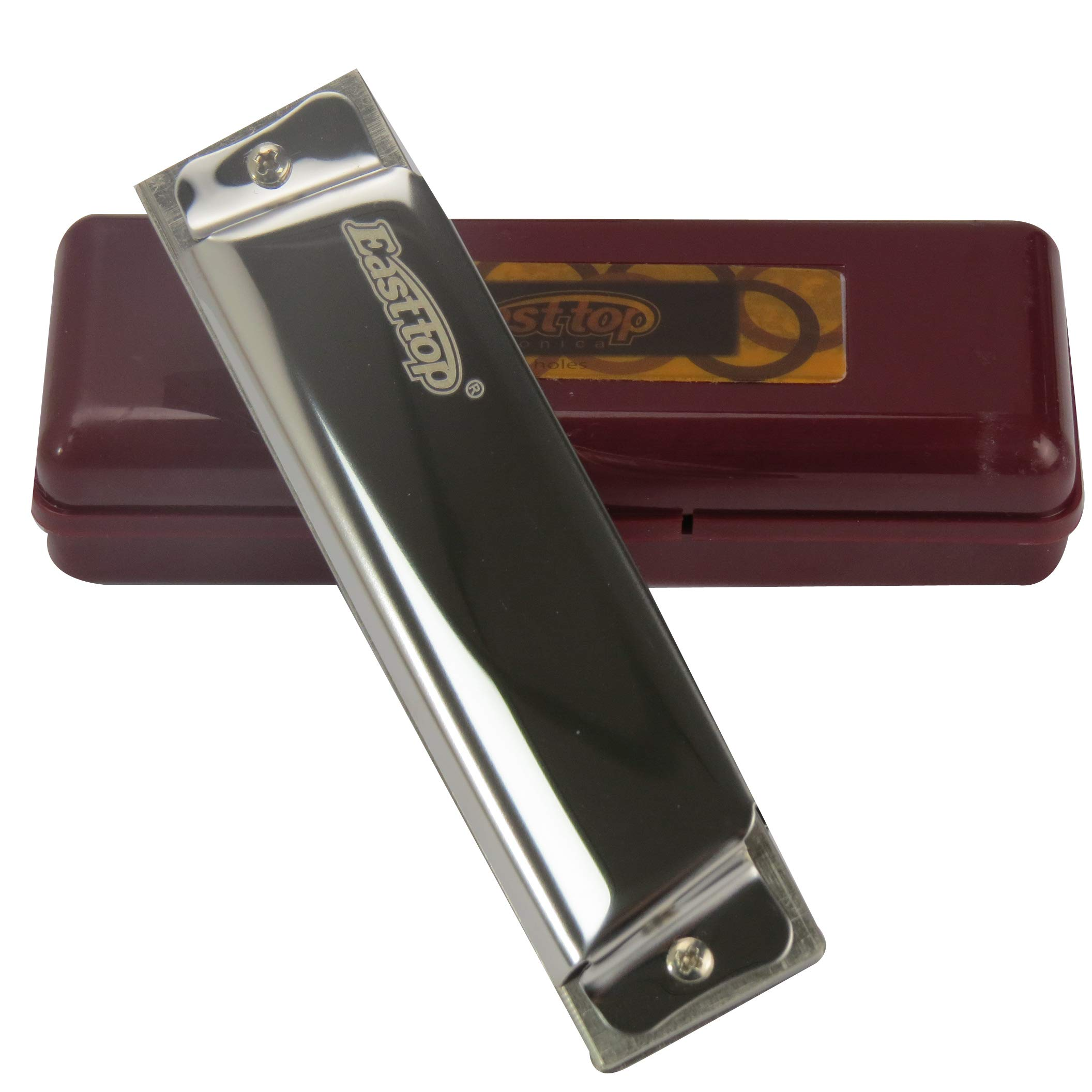 Easttop T10 Blues Mouth Organ Harmonica product image