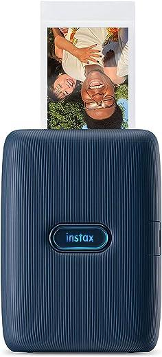 instax mini Link - Dark Denim, Mini, 11.99 x 3.49 x 8.99 cm, Blauw