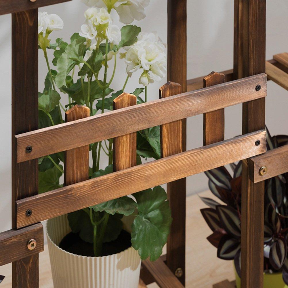 Wandmontage Hangende Pflanzenhalter Topfpflanzen Regal Blumenregal