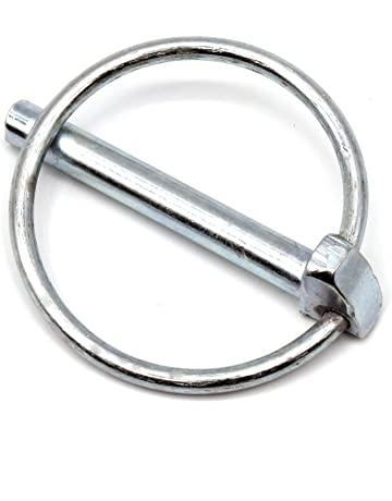 20 T-Kopf-Splinte Metallsplinte 2,5 mm x 28 mm