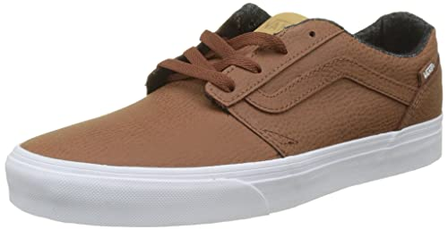 18277123737d1 Vans Chapman Stripe Leather