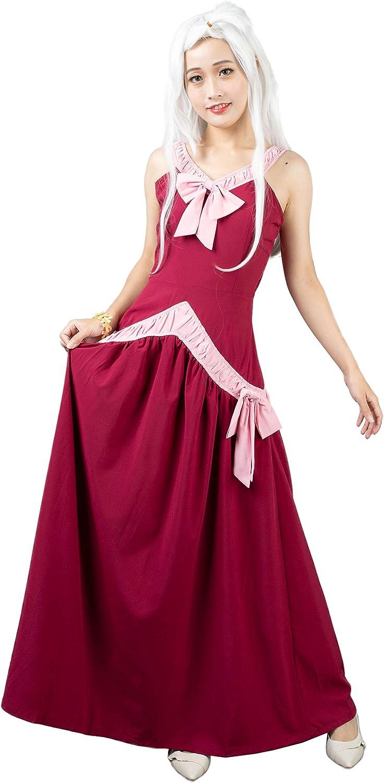 Amazon Com Cosfun Mirajane Strauss Cosplay Costume Red Dress Mp003146 Clothing Mirajane strauss (ミラジェーン・ストラウス) this is the official fan page for mirajane strauss. cosfun mirajane strauss cosplay costume red dress mp003146