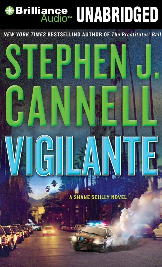 Vigilante (Shane Scully Series) ebook