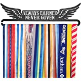 Gone For a Run | Runner's Race Medal Hanger | Always Earned Never Given