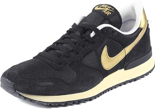 Nike Air Vortex Vintage 429773010, – Zapatillas deportivas hombre,  Multicolor (Black/Gold