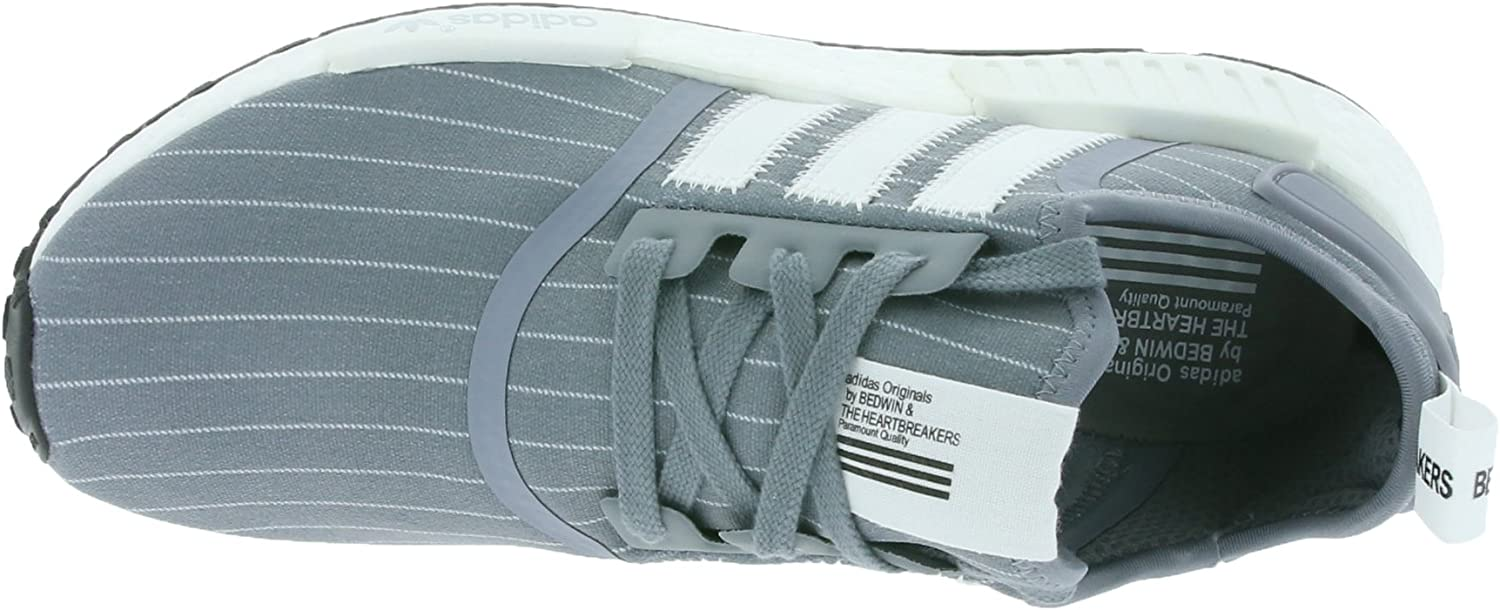 adidas Homme NMD_R1 BEDWIN Gris Taille: