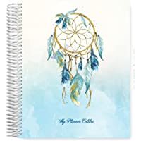 My Planner Colibri Dream Water - 12 MESES - Sem Data - Layout Mensal, Semanal, com Financeiro e Habit Tracker