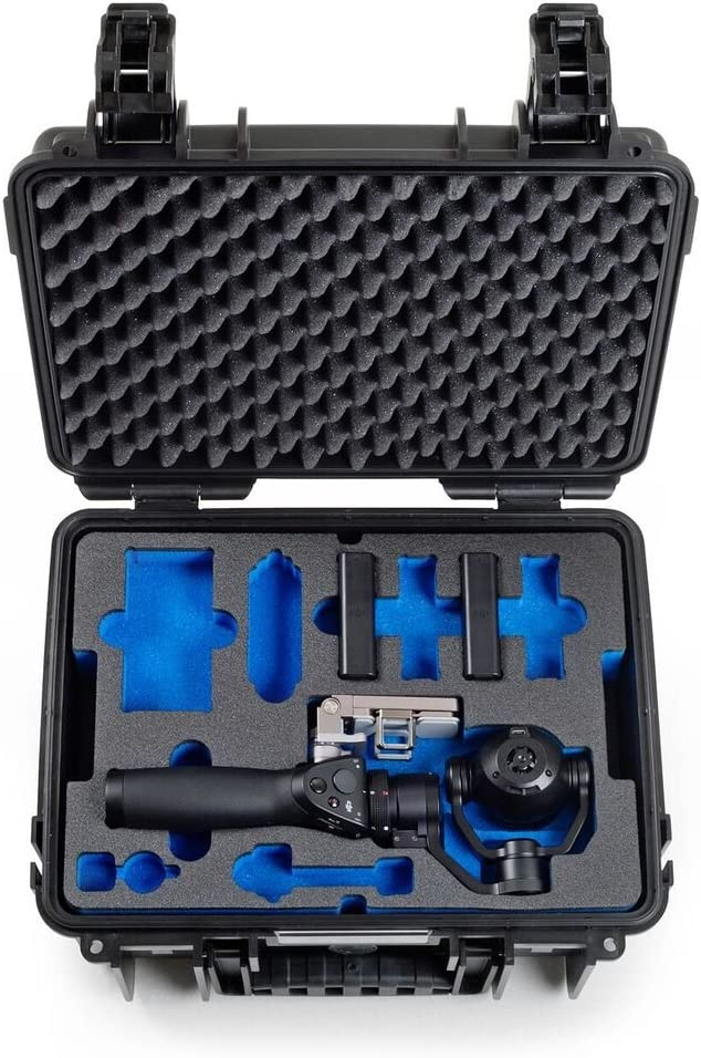 Black Dji Osmox3 Inlay B W Outdoor Cases Type 3000 With Dji Osmo The Original