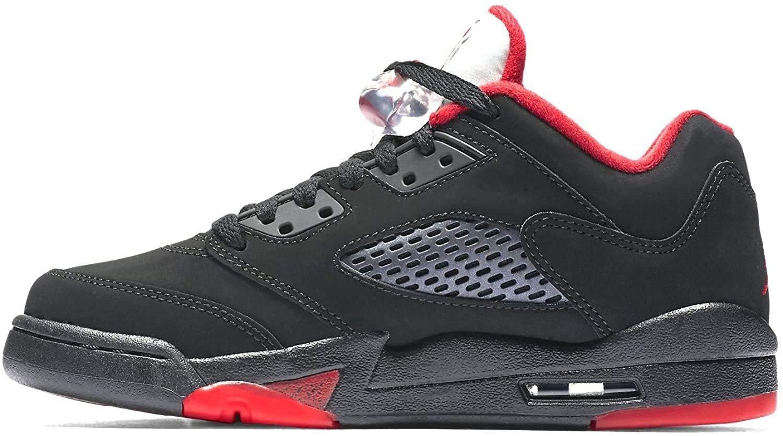 Jordan Nike Men's Air 13 Retro Black/Red 414571-003