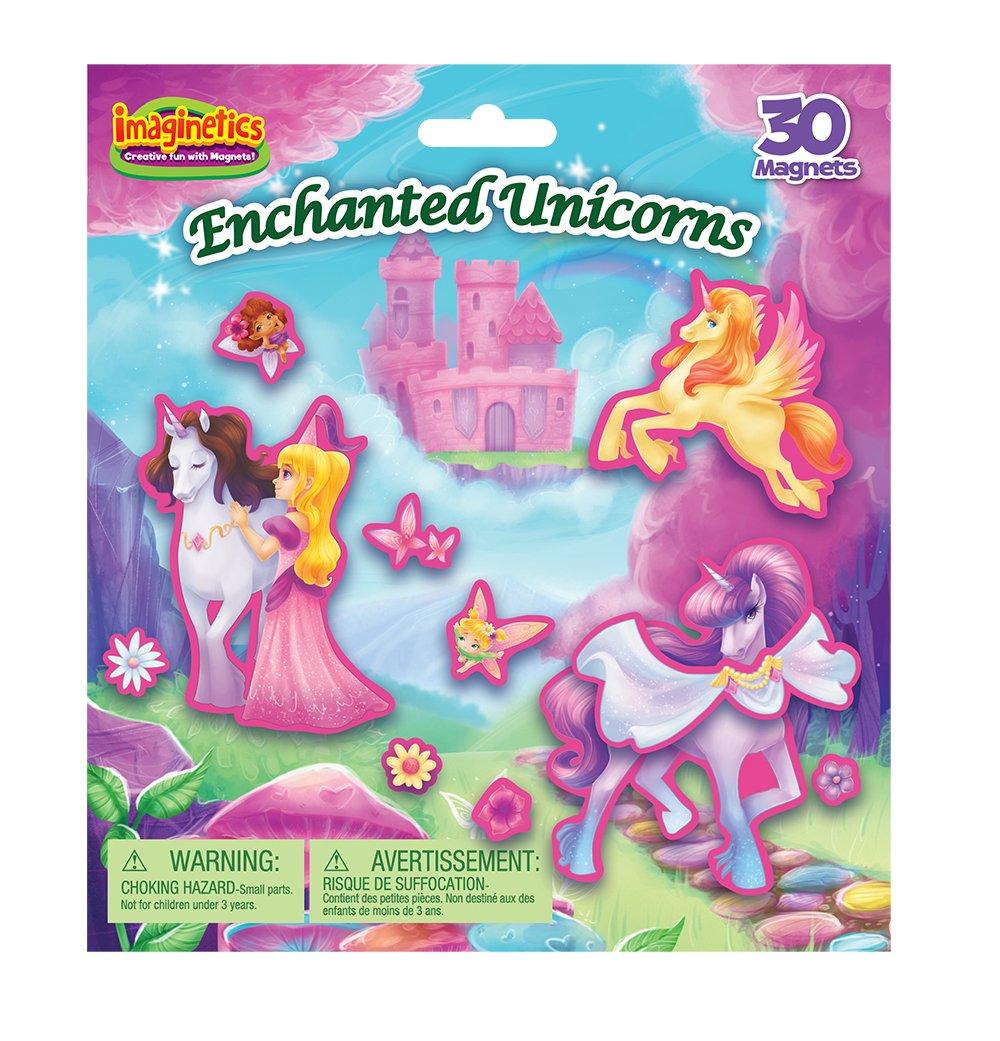 Imaginetics M81075 Enchanted Unicorn Toy