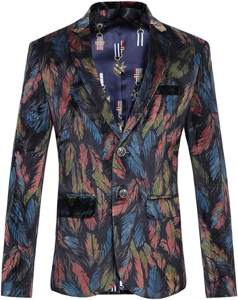 MOGU Chaqueta informal con cierre de botón 2 chaquetas para ...
