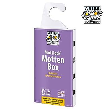 Aries Mottlock Motten Box Mottenfalle Fur Kleidermotten