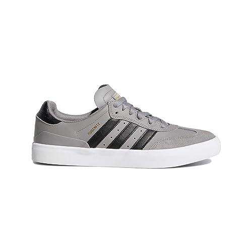 official photos 82eeb faac8 Adidas OriginalsG65824 - Busenitz Vulc Fashion Hombre, Gris (Charcoal Solid  GreyCore BlackCloud White), 9 M US Amazon.es Zapatos y complementos
