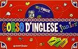 Corso d'inglese junior : il dizionario, la grammatica, il CD con canzoni per esercitarsi