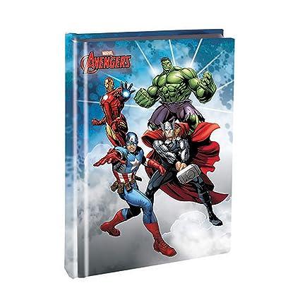 Marvel Avengers Agenda scolaire non daté Couverture rigide ...