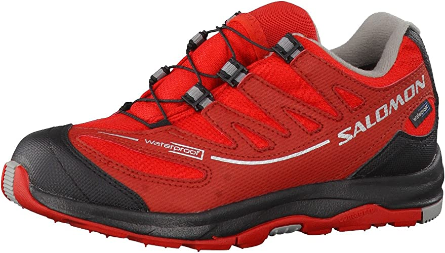 Salomon Junior XA Pro 2 Waterproof Chaussure De Course à Pied